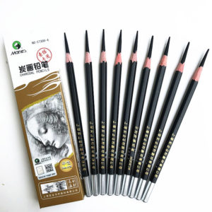 Marie's Charcoal Pencils-12pcs set