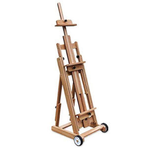 Heavy Duty Easel with Tyre - Crafts Village hub