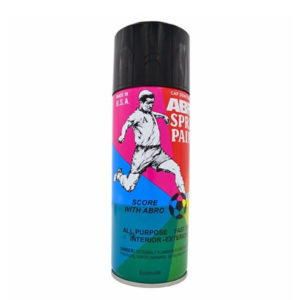 Abro Spray Paint | BLACK 400ml