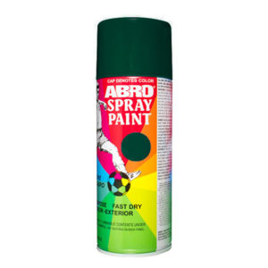 Abro Spray Paint | Dark Green 400ml