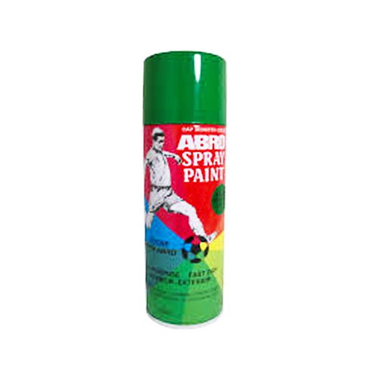 Abro Spray Paint | Irish Green 400ml