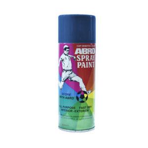 Abro Spray Paint | Medium Blue 400ml