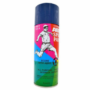 Abro Spray Paint | Royal Blue 400ml