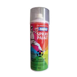 Abro Spray Paint | Transparent 400ml