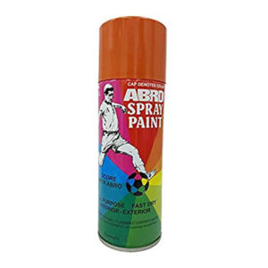 Abro Spray Paint | Tangerine 400ml