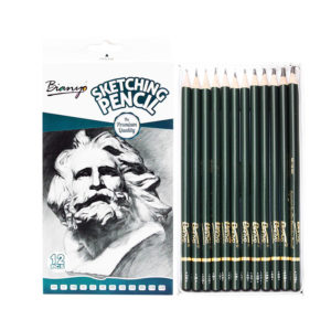 Bianyo Sketching Pencils (2H - 12B)