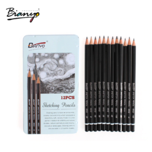 Bianyo Sketching Pencils (3H - 10B)