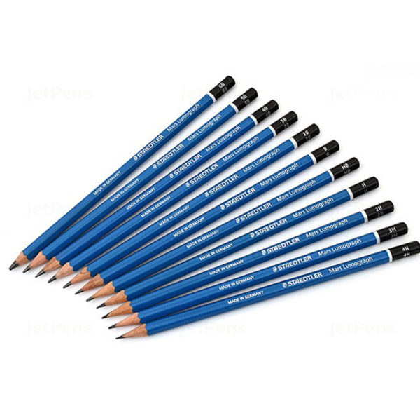 Staedtler Mars Lumograph Soft Pencil