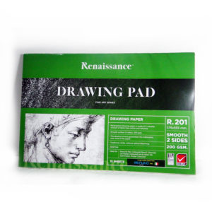 Renaissance Drawing Pad | Crafts Village marketplace
