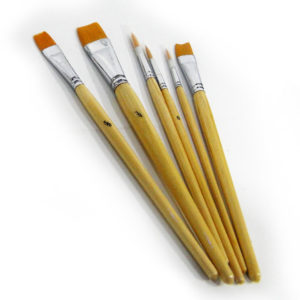 Buy this Bianyo Mixed Artist Paintbrush Set here at our online art store as well as other art supplies and enjoy nationwide doorstep delivery across Nigeria at lowest rates.