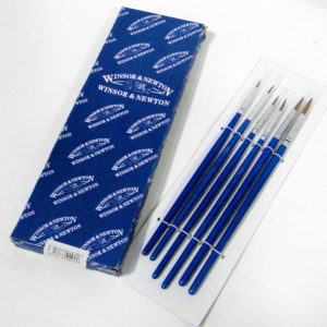 Winsor and Newton Cotman III Round Paintbrush