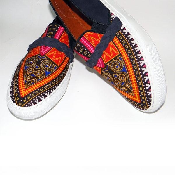 Men's Aztec Multicolor Sneakers
