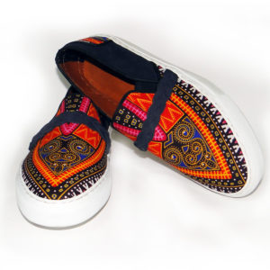 Men's Aztec Multicolor Sneakers