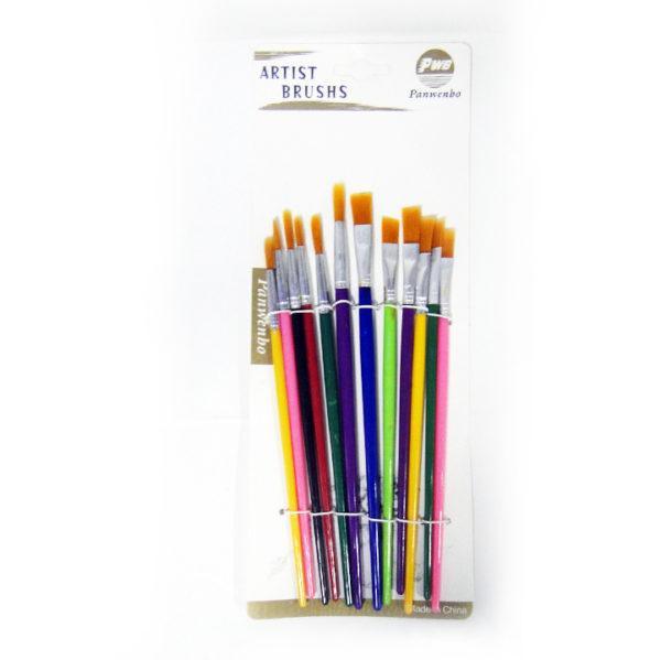 PWB Panwembo Kids Paintbrush Set