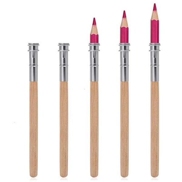 Wooden Pencil Extender