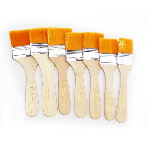 7pcs Gesso Brush Set