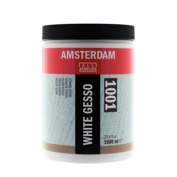 Amsterdam Gesso White