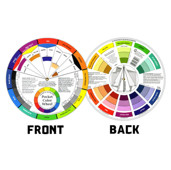 Bianyo Artist's Pocket Colour Wheel Guide