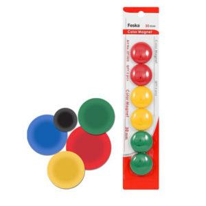 Foska Heavy Duty Colour Magnets