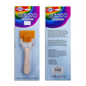Baroque Gesso Brushes