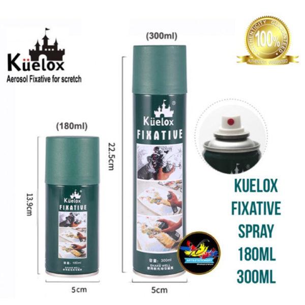 Kuelox Art Fixative