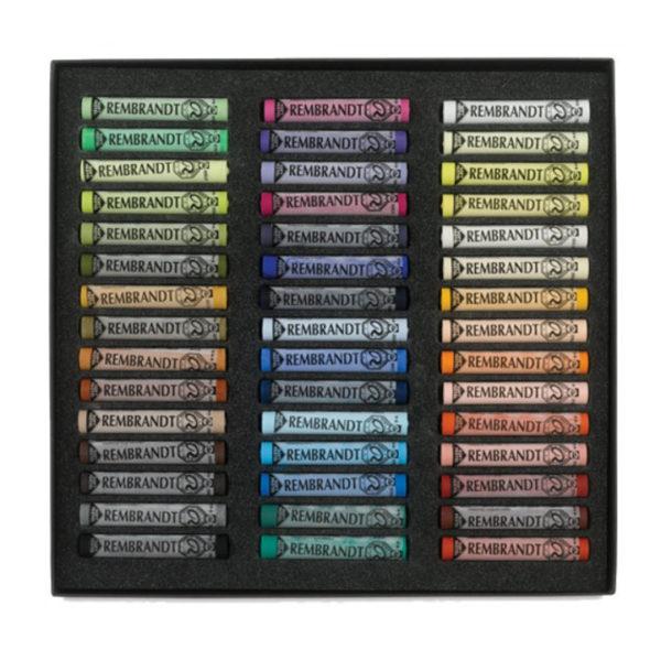 Rembrandt Professional 45pcs Soft Pastel Set