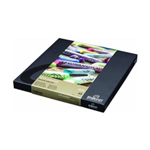 Rembrandt Professional 45pcs Soft Pastel Set