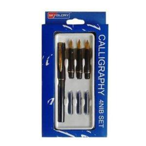 Sky Glory Calligraphy Pen Set