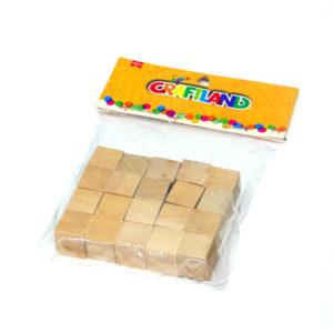 Wooden Craft Cubes