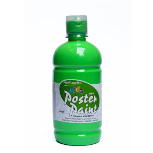500ml Mont Marte Kids Poster Paint - Green
