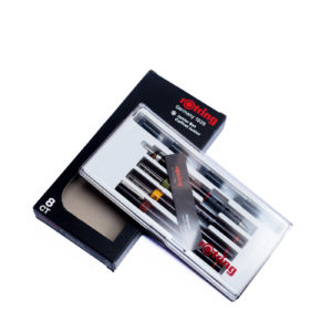 Rotring Isograph Technical Junior Pen Set