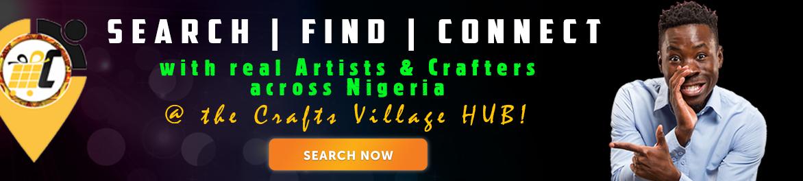 Visit HUB banner - Crafts Village Nigeria