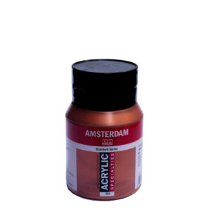 500ml Amsterdam Acrylic Paint - Copper