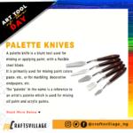 Pallette Knives