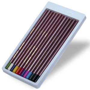 Mont Marte 12pcs Pastel Pencils Set