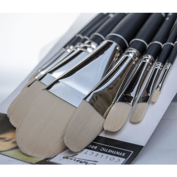 Bianyo Collection Synthetic Brush Set (1)