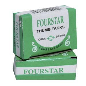 FourStar Thumb Tacks