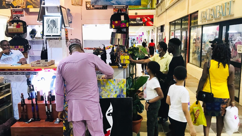 CraftsVillage African Art Store 1 (2)